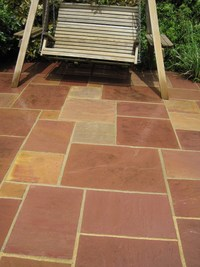 Patio Cleaning and Sealing Somerset image